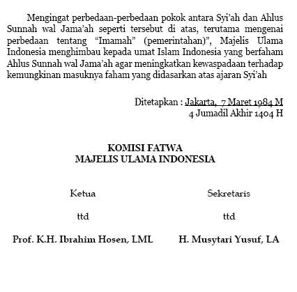 Syiahindonesia.com - Sebelum membeli buku di toko buku anda patut ...